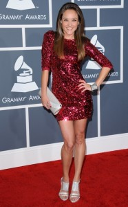 Lauren+Mayhew+55th+Annual+Grammy+Awards+0SqHkw_bSXXx