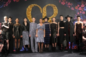 Charlotte Ronson Fall / Winter 2014 Presentation