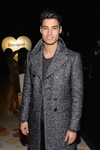 Desigual - Front Row - Mercedes-Benz Fashion Week Fall 2014
