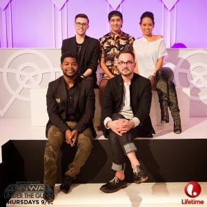 Under-The-Gunn-Episode-03-Team-Anya-Designers