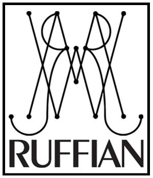 RUFFIAN CREST_LOGO COMBO