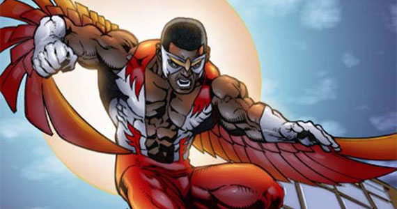 Red-White-Falcon-Costume-Marvel-Comics