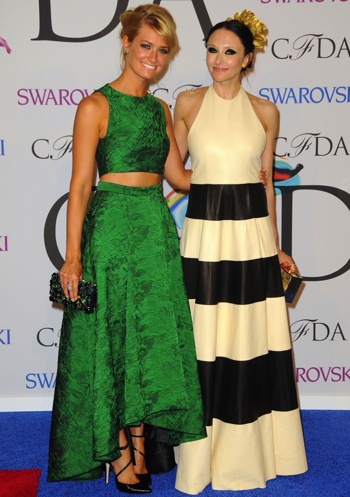 beth-behrs-and-stacey-bendet-2014-cfda-awards-new-york-city