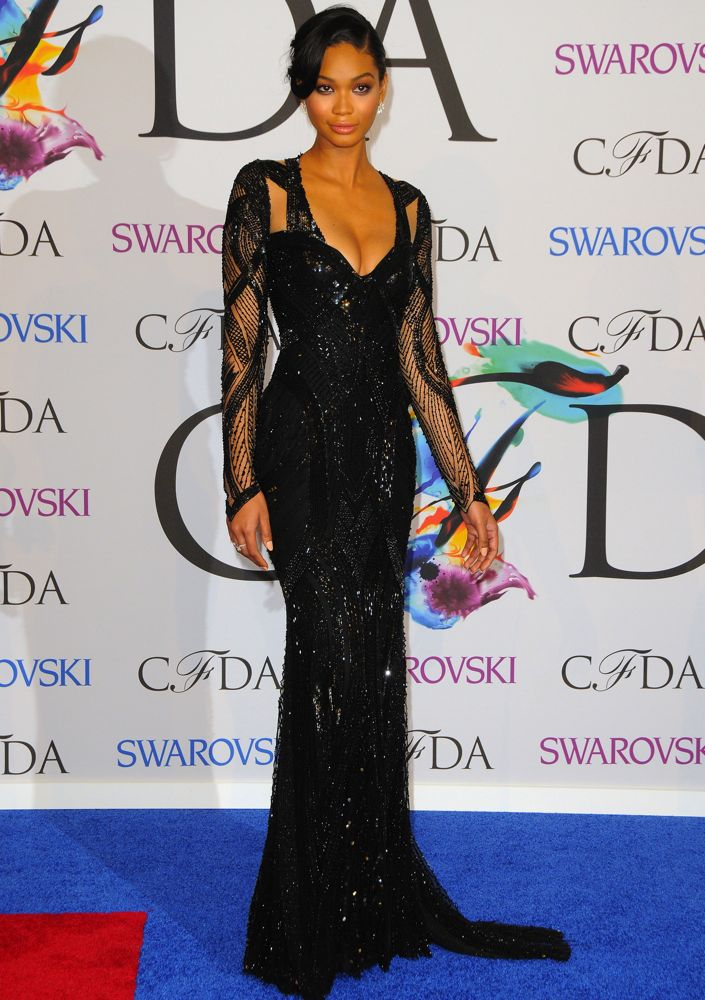 chanel-iman-2014-cfda-awards-new-york-city