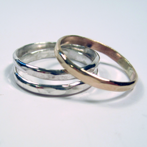 Sterling-and-gold-stacking-rings-300x300