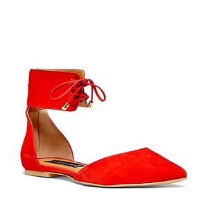 STEVEMADDEN-FLATS_GERMANY_RED-NUBUCK